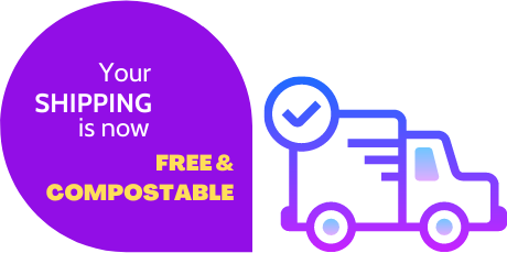 Free and Compostable Shipping